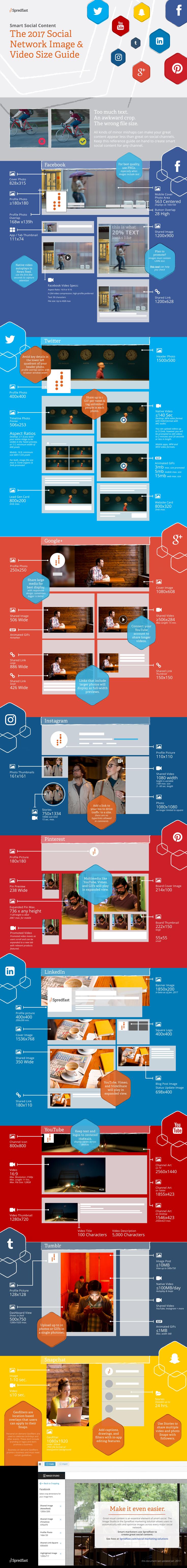social media formaten 2107
